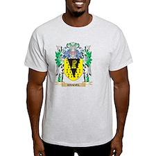 Handel Coat of Arms (Family Crest) T-Shirt