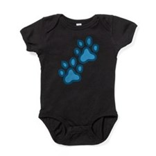 Unique Foot prints Baby Bodysuit