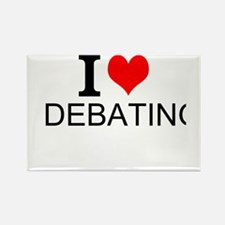 I Love Debating Magnets