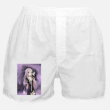 Beautiful anime girl Boxer Shorts