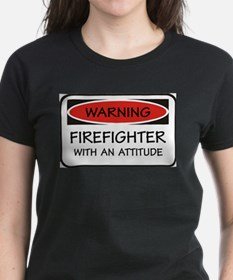 Funny Firefighter Tee