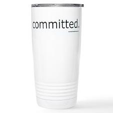Cute Commitment Travel Mug