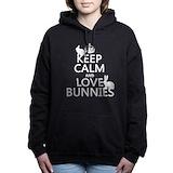 Rabbit Hooded Sweatshirt
