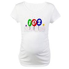 102nd Birthday Shirt