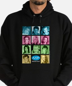 Melrose Place Cast Hoodie