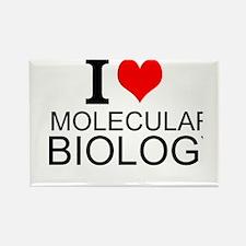 I Love Molecular Biology Magnets