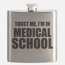 Trust Me, I'm In Medical School Flask