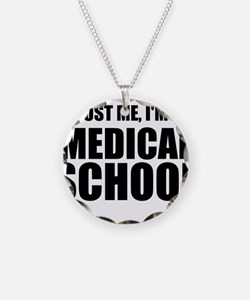 Trust Me, I'm In Medical School Necklace