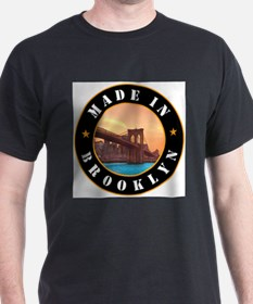 Cool Brooklyn bridge T-Shirt