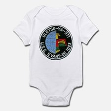 USS EVANS Infant Bodysuit