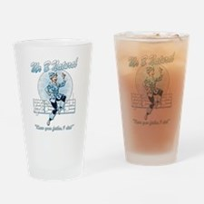 Funny 3000 Drinking Glass