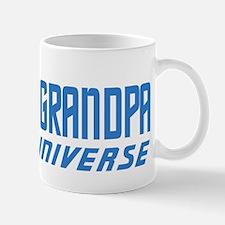 Best Grandpa in the Universe Mugs