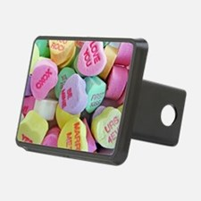 Candy Hearts Hitch Cover