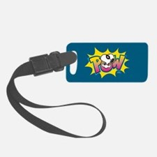Peanuts Snoopy Pow Luggage Tag