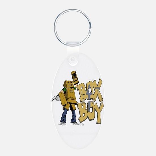 BOX BOY Keychains