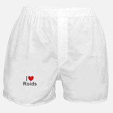 Roids Boxer Shorts