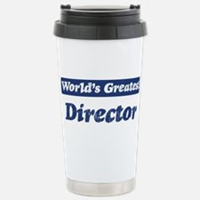 Unique Worlds greatest director Travel Mug