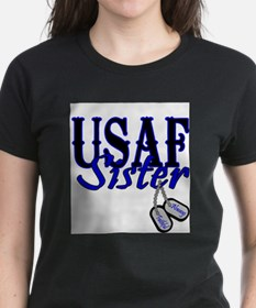 Funny Air force sister Tee