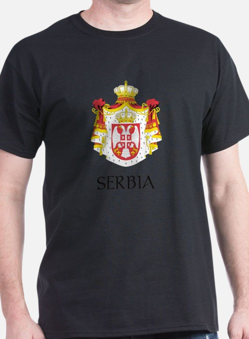 Cute Serbian T-Shirt