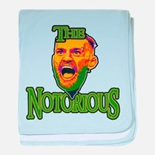 TheNotorious baby blanket
