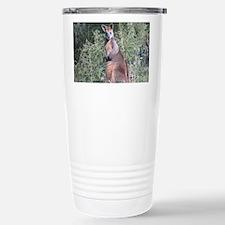 Unique Wallaby Travel Mug