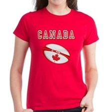 Canadian Rugby Tee