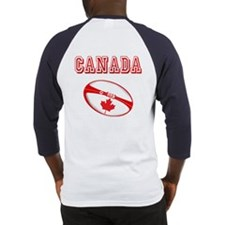 Canadian Rugby Baseball Jersey