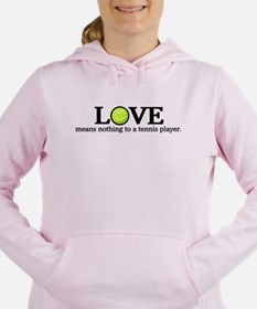 Cute Court sports Women's Hooded Sweatshirt