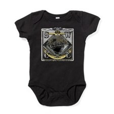Support troops Baby Bodysuit