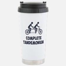 Unique Tandem Travel Mug
