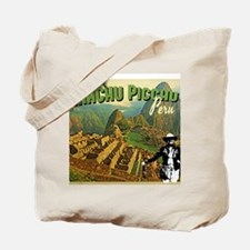 Cute Peru Tote Bag