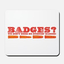 Badges? Mousepad