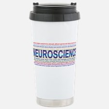 Unique Neuroscience Travel Mug