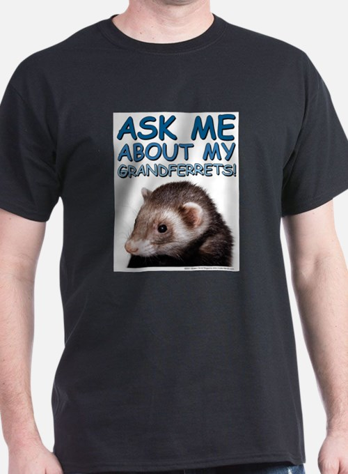 Cute Ferret owner T-Shirt