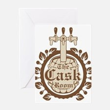 The Cask Room Greeting Cards