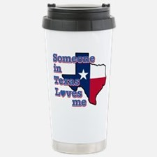 Funny University texas Travel Mug