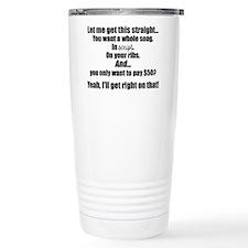 Funny Sling Travel Mug