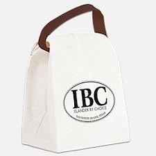 IBC Islander By Choice Canvas Lunch Bag