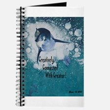 Dolphin, Creatively, Connected With Creator! Journ