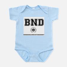 BND - GERMAN SPY AGENCY - Body Suit