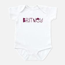 Britney Onesie