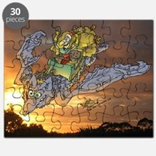 All in one night! Puzzle