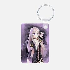 Beautiful anime girl Keychains