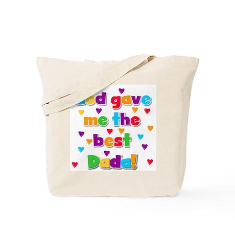 Best Dada Tote Bag