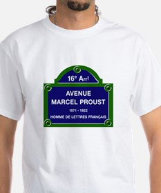 Avenue Marcel Proust, Paris, France Shirt