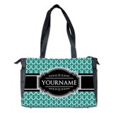 Personalized horseshoe Diaper Bags