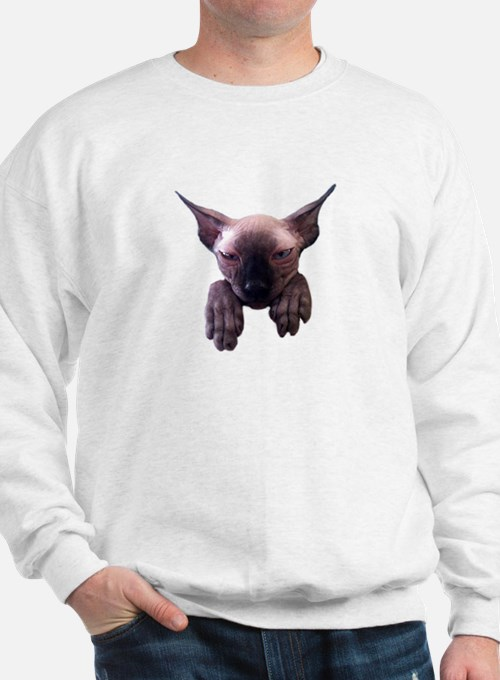 Cute Sphynx cats Sweatshirt