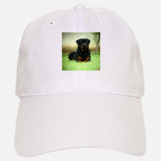 Rottweiler Baseball Baseball Cap