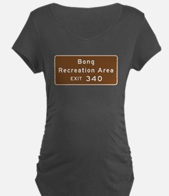 Bong Recreation Area, WI T-Shirt