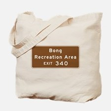 Bong Recreation Area, WI Tote Bag